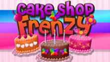 Cake Shop Frenzy
