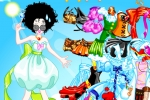 Candy Funny Dress Up