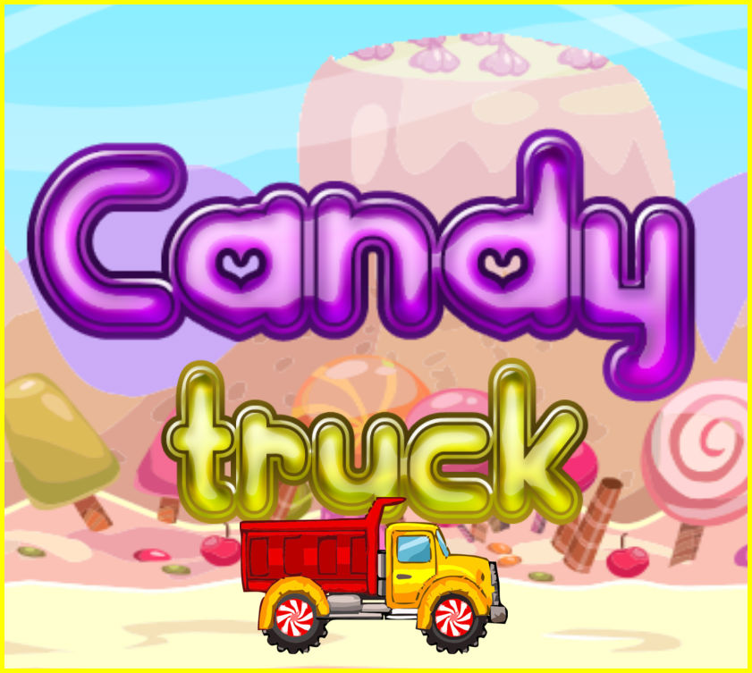 Candy Truck Race