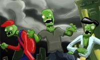Cannon vs. Zombies