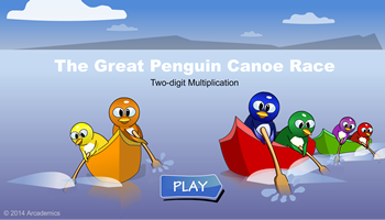 Canoe Penguins Multiplying
