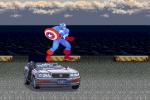 Captain America Car Demolition