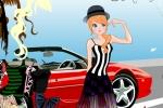 Car Show Girl Dress Up