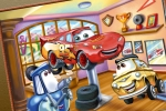 Cars Movie Online Coloring