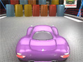 Cars: Spy test Track