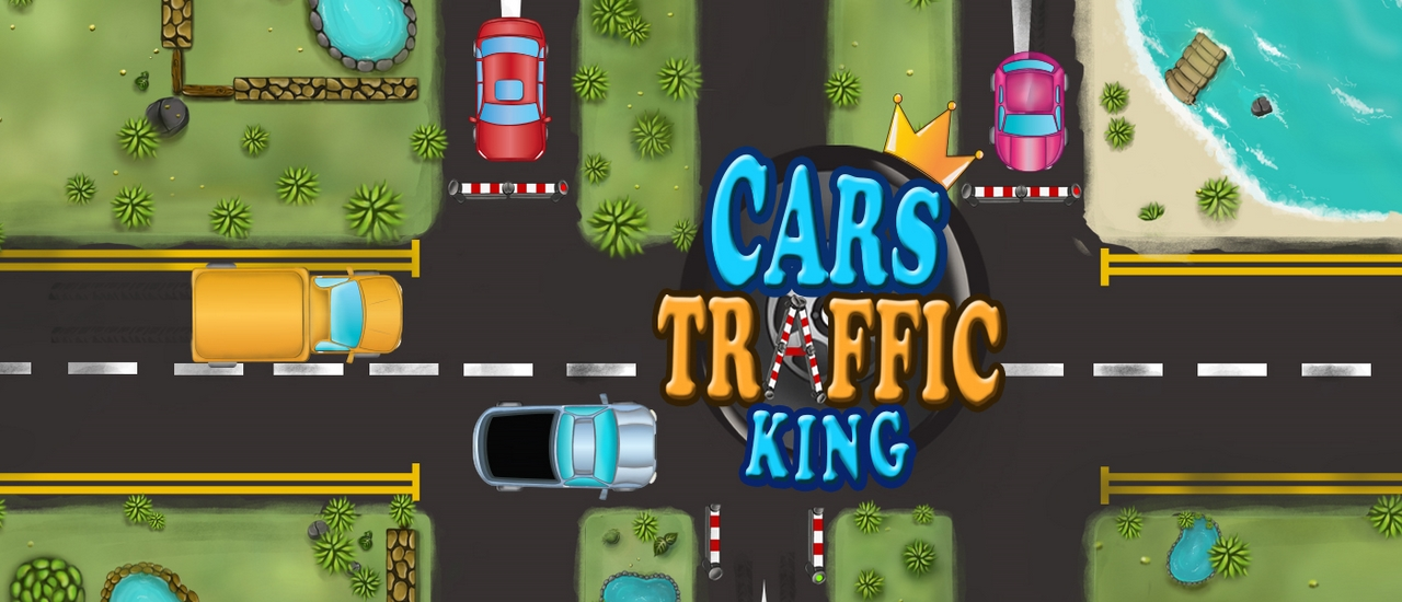Cars Traffic King