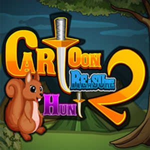 Cartoon Treasure Hunt 2