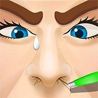 Celebrity Nose Hair Pulling