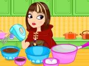 Cerise Hoods Chocolate Fairy Cupcakes