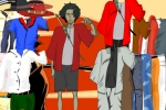 Champloo Mugen The Samurai Dress Up