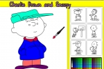 Charlie Brown Online Coloring