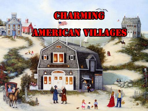 Charming American Villages Slide