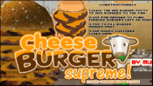 Cheeseburger Supreme