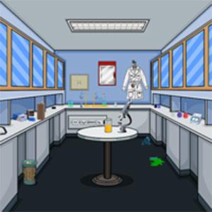 Chemical lab escape