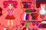 Cherry Soda Girl Dress Up