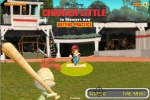 Chicken Little Batting Practice