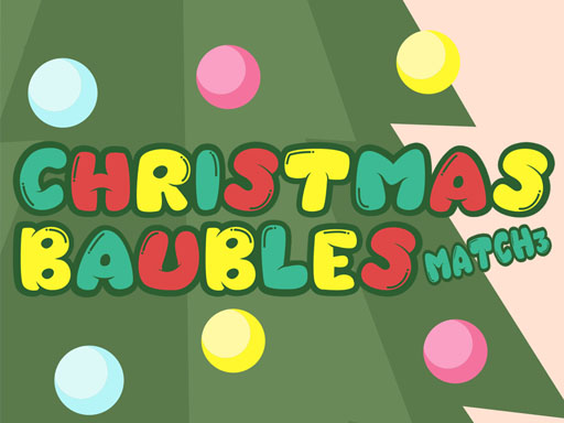 Christmas Baubles Match 3