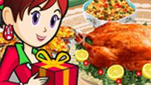 Christmas Dinner: Sara