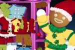 Christmas Gingerbread Man Dress Up