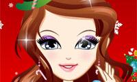 Christmas Hair Studio
