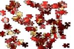 Christmas Jigsaw 3 Baubles