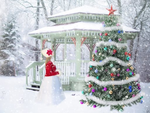 Christmas Picture Puzzle