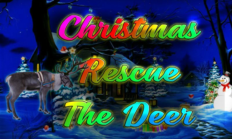 Christmas Rescue The Deer