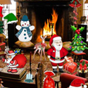 Christmas Room Objects