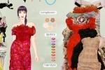 Chritian Lacroix Spring 2007 Haute Couture Dress Up