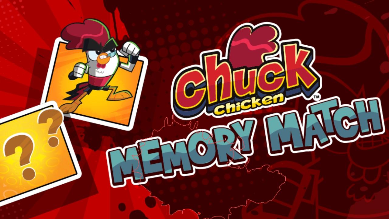 Chuck Chicken Memory