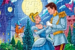 Cinderella Dancing With The Prince Jigsaw Puzzle