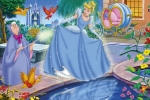 Cinderella In Her New Dress Jigsaw