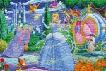 Cinderella The Fairy Godmother Jigsaw Puzzle