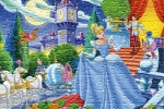 Cinderella Twisted Jigsaw Puzzle