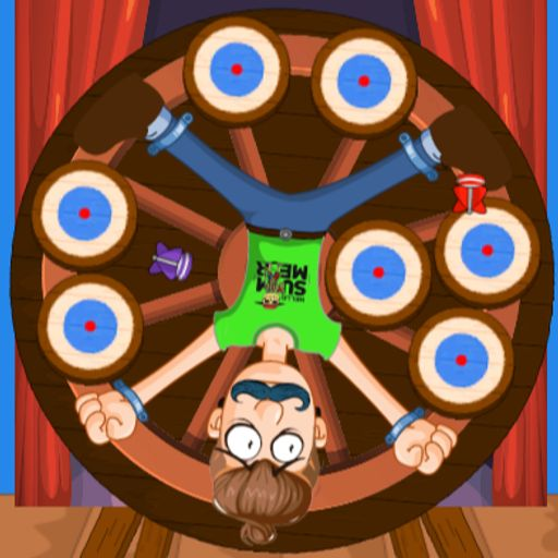 Circus Dart Game