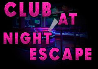 Club At Night Escape