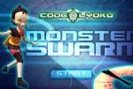 Code Lyoko Monster Swarm