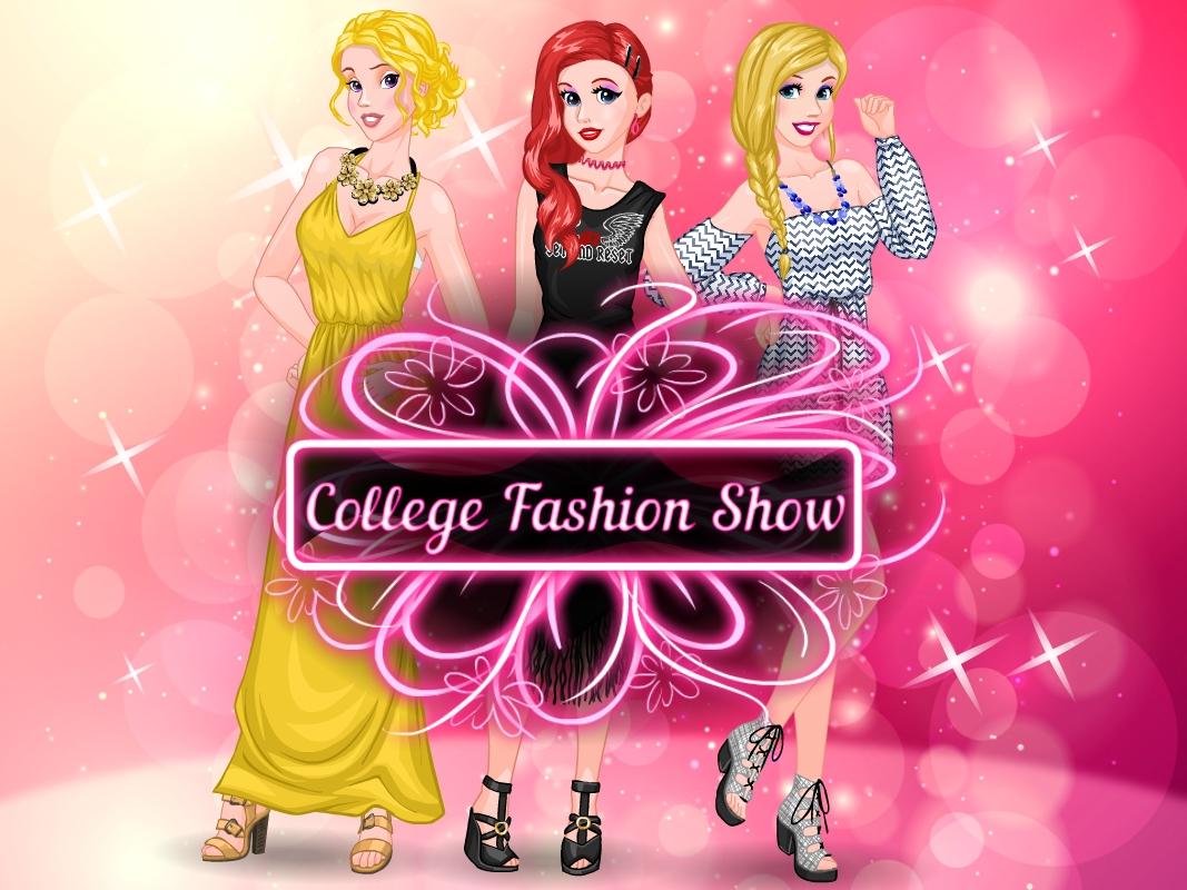 College Fashion Show