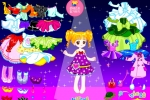 Colorful Little Princess Dress Up