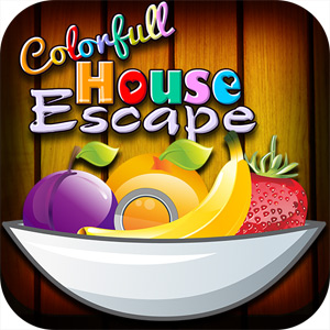 Colorfull House Escape