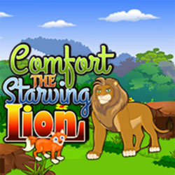 Comfort The Starving Lion