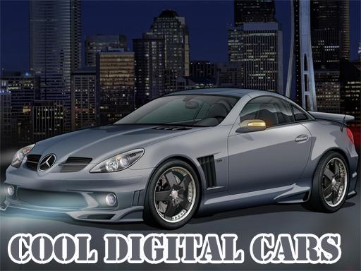 Cool Digital Cars Slide
