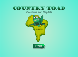 Country Toad Capitals