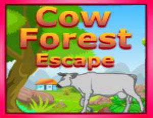 Cow Forest Escape : Escape Games 30