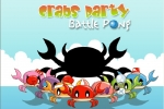 Crab's Party Battle Pong