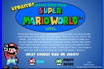 Create Your Very Own Super Mario World Scene
