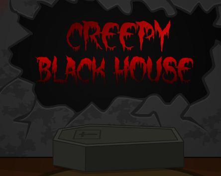 Creepy Black House