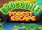 Crocodile Forest Escape