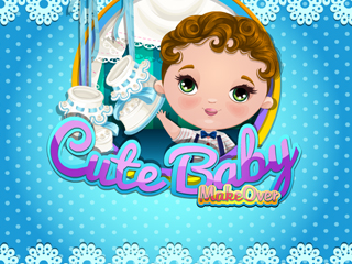 Cute Baby Makeover
