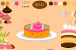 Cute Cake Decoration